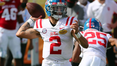 Louisville Cardinals at Ole Miss Rebels Betting Preview